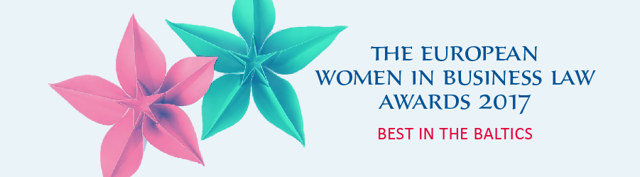 The European Women in Business Law Awards 2017