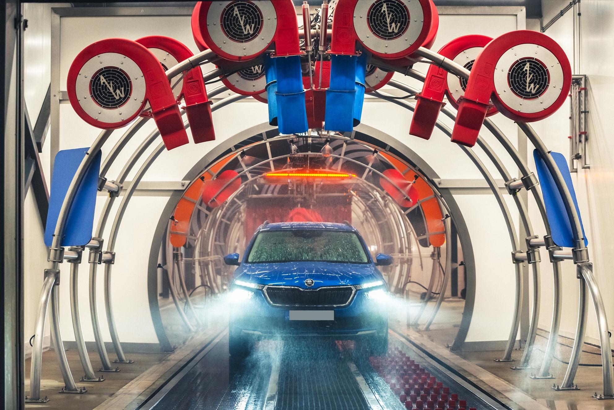 Švaros broliai sells four tunnel car wash franchises ...